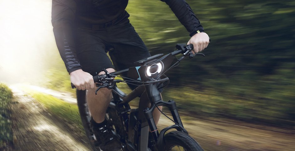 COBI Smartphone Gadget Mountainbike