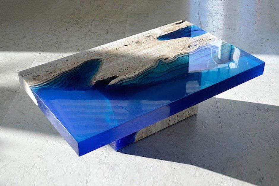 alexander chepelin lagoon table lagunen tisch kunst