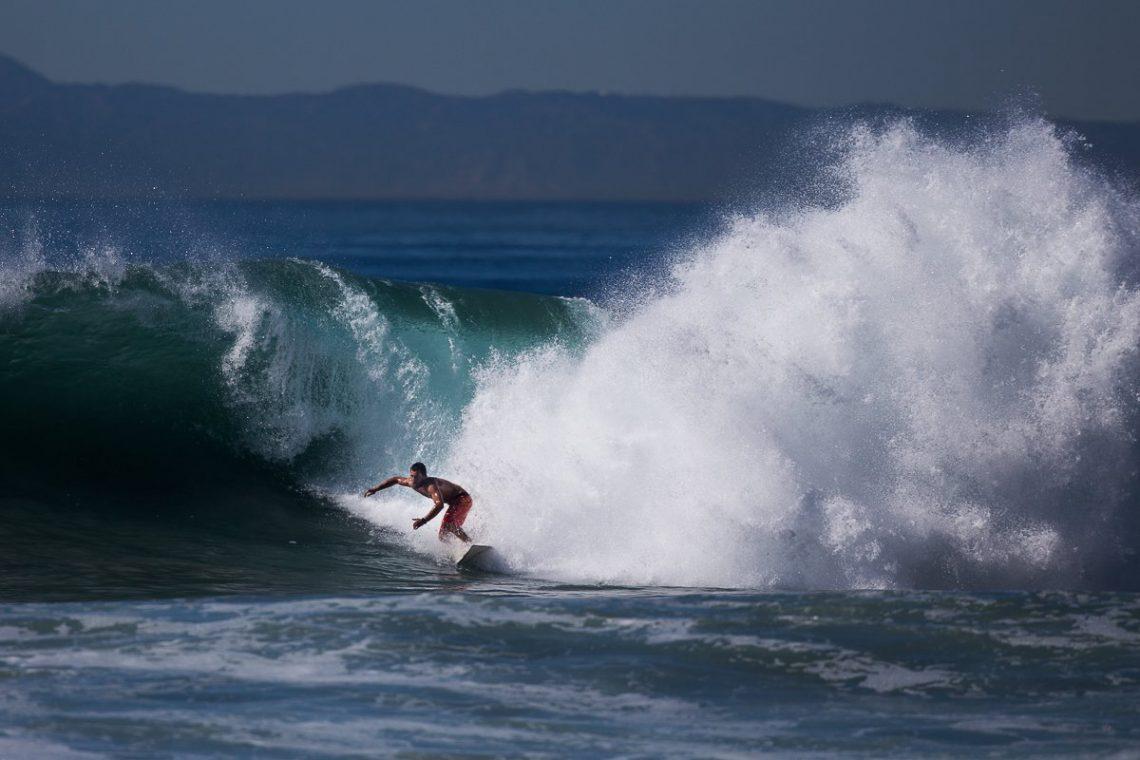 Canon EF 400mm f/4 DO IS II USM Test Objektiv Stabilisator Meer Wellen Surfing Surfen Kalifornien USA Ozean Naturgewalt