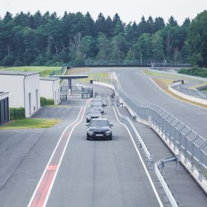 BMW M Intensive Training Bilster Berg BMW M3 BMW M4 Boxengasse Einfahrt Break Pause