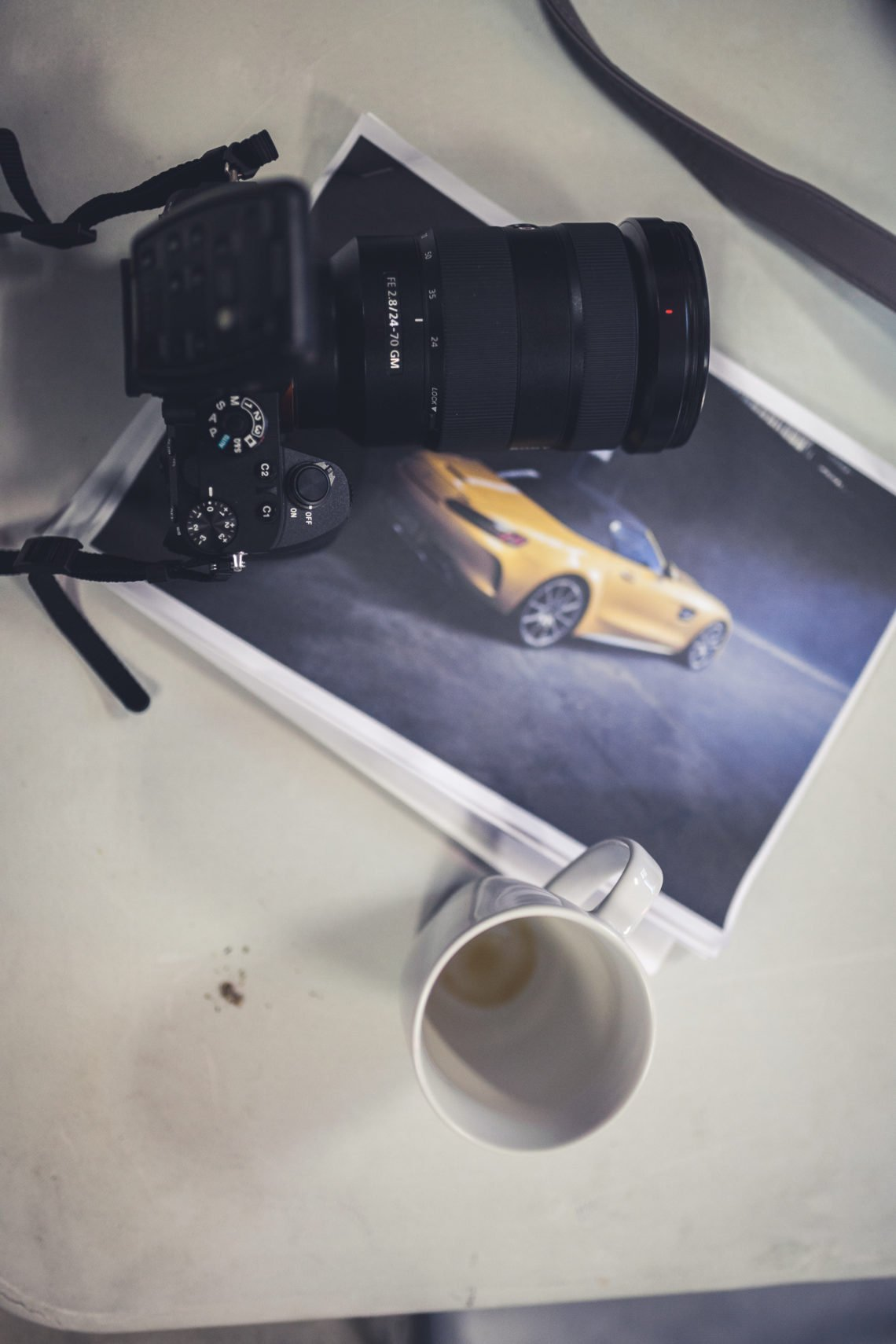Sony A7R Kamera G-Master Objektiv 24-70 f2.8