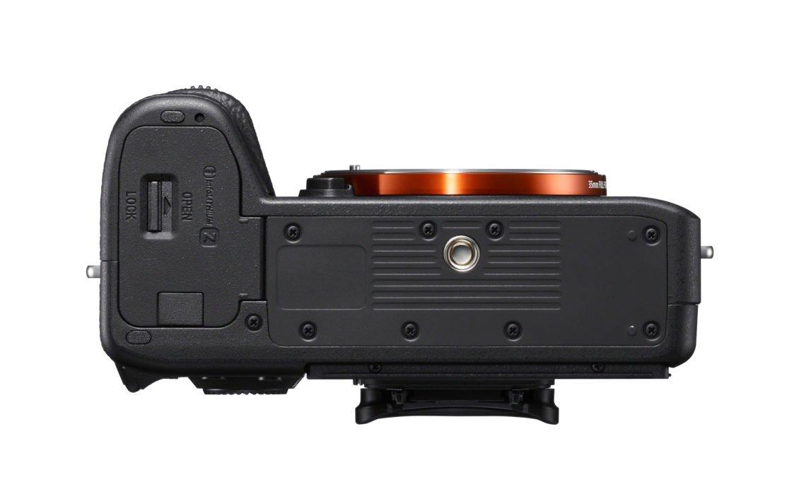 Sony A7 3 Unten Schraubgewinde