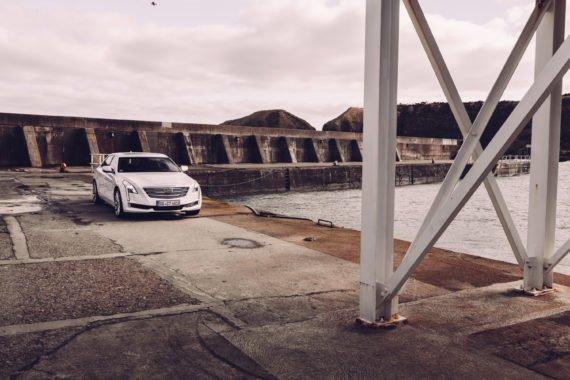 Cadillac CT6 Matrix Licht Hafen