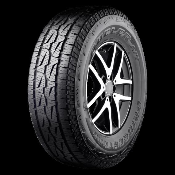 Bridgestone Dueler A/T 001 Test Offroad 4x4 SUV Reifen Profil Felge