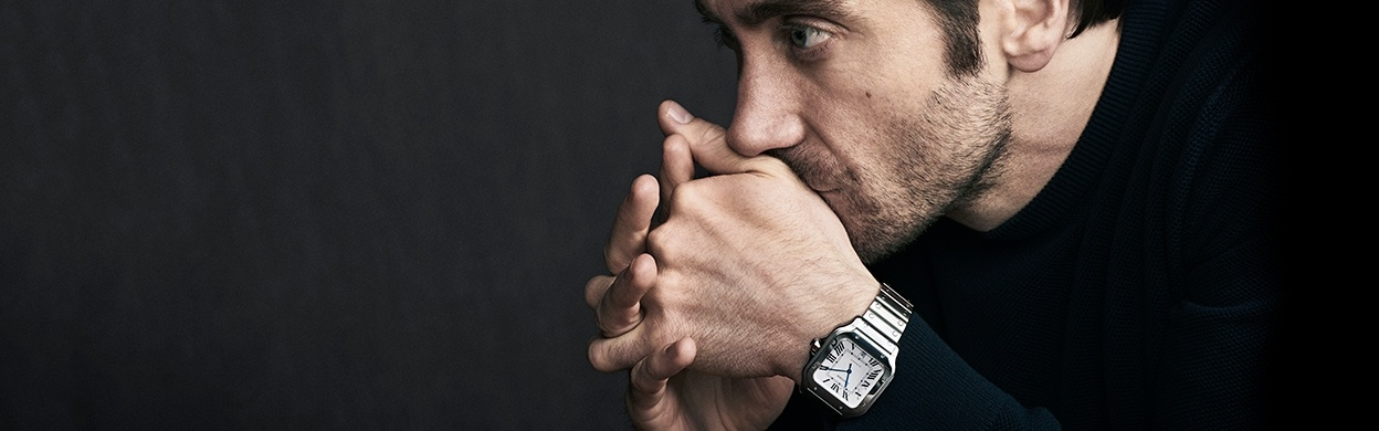 Cartier Santos Herrenuhr Armbanduhr Herren
