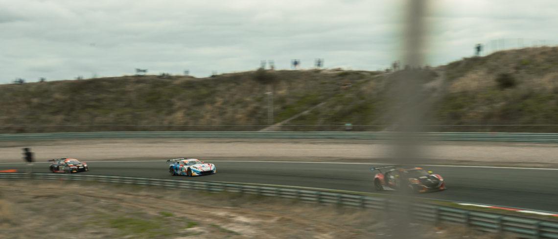 Chevrolet Corvette GT3 R Race track