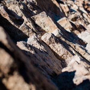 closeup stein textur teneriffa